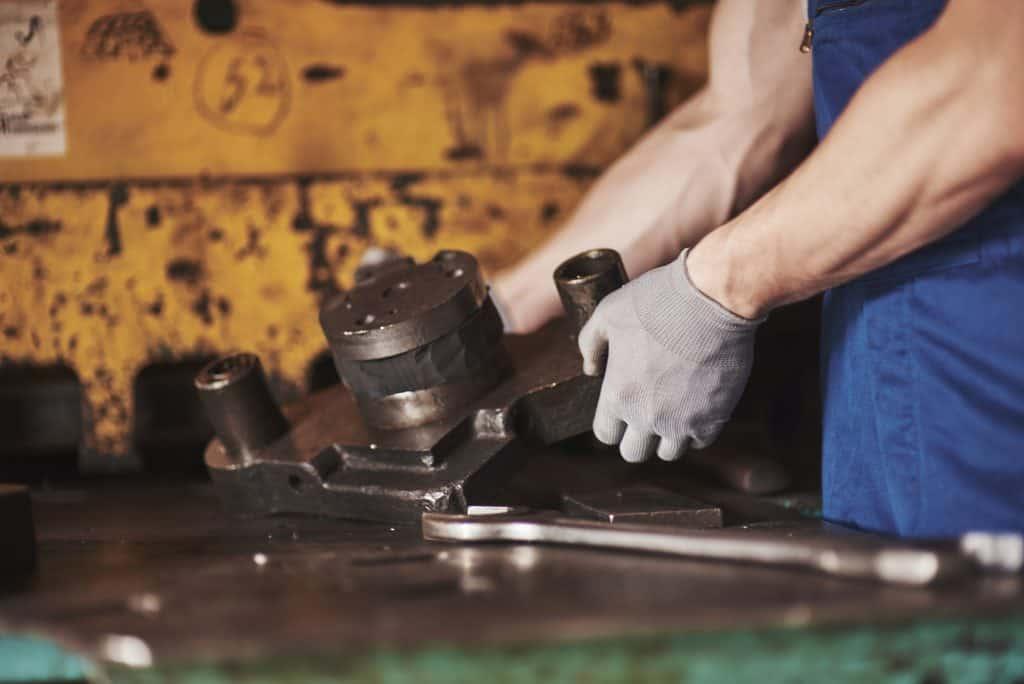metal for sanding